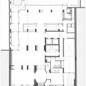 Sense Hotel  / Lazzarini Pickering Architetti Ground Floor Plan