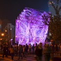 Perspective on The Cube by Oyler Wu Collaborative Courtesy of Oyler Wu Collaborative