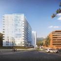 Richard Meier Designs Two-Tower Residential Development for Bogota West View. Image © Richard Meier & Partners