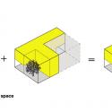 Black Cube House  / KameleonLab Black Cube House  / KameleonLab