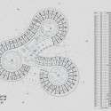 GRAFT + penda to Break Ground on Myrtle Garden Hotel Plan 3. Image © GRAFT + penda
