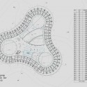 GRAFT + penda to Break Ground on Myrtle Garden Hotel Plan 4. Image © GRAFT + penda