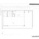 Residence in Lugano / Volpatohatz Second Floor Plan