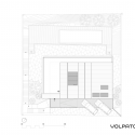 Residence in Lugano / Volpatohatz Site Plan