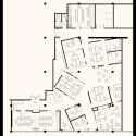 Bicom Communications / Jean De Lessard Floor Plan