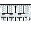 School Isabel Besora / NAM Arquitectura First Floor Plan
