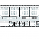 School Isabel Besora / NAM Arquitectura Second Floor Plan