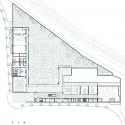 School Isabel Besora / NAM Arquitectura Ground Floor Plan