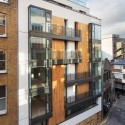 West End Offices Reconversion to Apartments  / Emrys Architects © Alan Williams