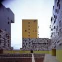177 Viviendas De Protección Oficial en Vitoria  / Matos-Castillo Arquitectos © Hisao Suzuki
