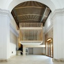 Restoration and adaptation of a 16th century Chapel in Brihuega / Adam Bresnick Courtesy of Adam Bresnick