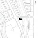 RW Concrete Church / NAMELESS Architecture Site Plan