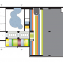 Kalorias - Children's Space / estúdio AMATAM Roof Plan