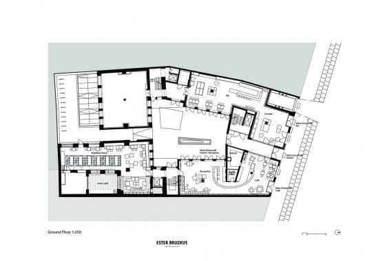 Generator berlin mitte ester bruzkus designagency Floor plan generator