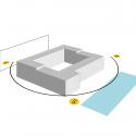 The Iceberg / CEBRA + JDS + SeARCH + Louis Paillard Architects Sun Diagram
