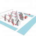 The Iceberg / CEBRA + JDS + SeARCH + Louis Paillard Architects Views Diagram