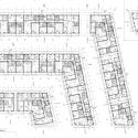 The Iceberg / CEBRA + JDS + SeARCH + Louis Paillard Architects First Floor Plan