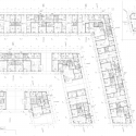 The Iceberg / CEBRA + JDS + SeARCH + Louis Paillard Architects Third Floor Plan