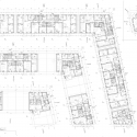 The Iceberg / CEBRA + JDS + SeARCH + Louis Paillard Architects Fourth Floor Plan