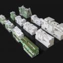 Seona Reid Building / Steven Holl Architects Model 2