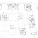 The Iceberg / CEBRA + JDS + SeARCH + Louis Paillard Architects Sixth Floor Plan