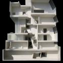 Seona Reid Building / Steven Holl Architects Model 1