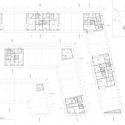 The Iceberg / CEBRA + JDS + SeARCH + Louis Paillard Architects Seventh  Floor Plan