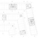 The Iceberg / CEBRA + JDS + SeARCH + Louis Paillard Architects Eighth Floor Plan