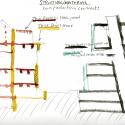 Seona Reid Building / Steven Holl Architects Drawing 5