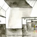 Seona Reid Building / Steven Holl Architects Drawing 7
