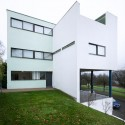 AD Classics: Weissenhof-Siedlung Houses 14 and 15 / Le Corbusier and Pierre Jeanneret © Hassan Bagheri / hbarchitectural.com