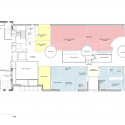 Seona Reid Building / Steven Holl Architects First Floor Plan