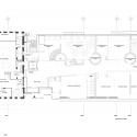 Seona Reid Building / Steven Holl Architects Ground Floor Plan