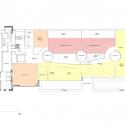 Seona Reid Building / Steven Holl Architects Second Floor Plan