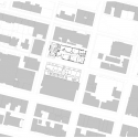 Seona Reid Building / Steven Holl Architects Site Plan