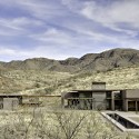 San Cayetano Mountain Residence / DesignBuild Collaborative © Liam Frederick Photography