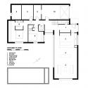 House in Colmar / ideaa architectures Ground Floor Plan