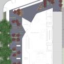 Glen Oaks Branch Library  / Marble Fairbanks Landscape Plan