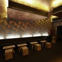 NÜBA Restaurant - Club  / Emmanuel Picault  + Ludwig Godefroy  + Nicolas Sisto Courtesy of Nicolas Sisto