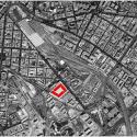 Campus Repsol / Rafael de La-Hoz Site Plan