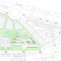 Building Carmen Martín Gaite / Estudio Beldarrain Site Plan