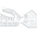 Building Carmen Martín Gaite / Estudio Beldarrain Floor Plan