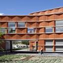 Building Carmen Martín Gaite / Estudio Beldarrain © Francisco Berreteaga