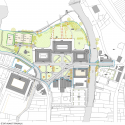 Familistere Guise / h2o architectes Floor Plan