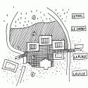 Familistere Guise / h2o architectes Sketch