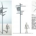 Familistere Guise / h2o architectes Signage