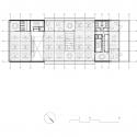 Film Theatre of Catalonia  / Mateo Arquitectura SecondFloor Plan