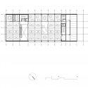 Film Theatre of Catalonia  / Mateo Arquitectura Third Floor Plan
