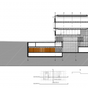 Film Theatre of Catalonia  / Mateo Arquitectura Section