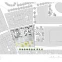 Film Theatre of Catalonia  / Mateo Arquitectura Site Plan